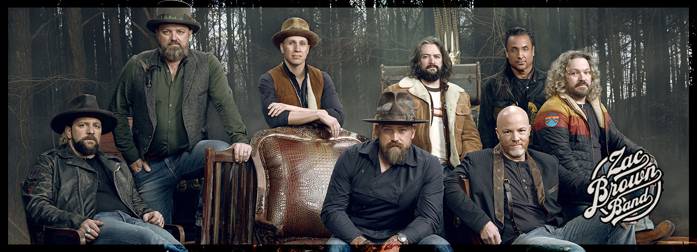Zac Brown Tour Dates 2020 Zac Brown Band | The 2020 Great Jones County Fair presented by
