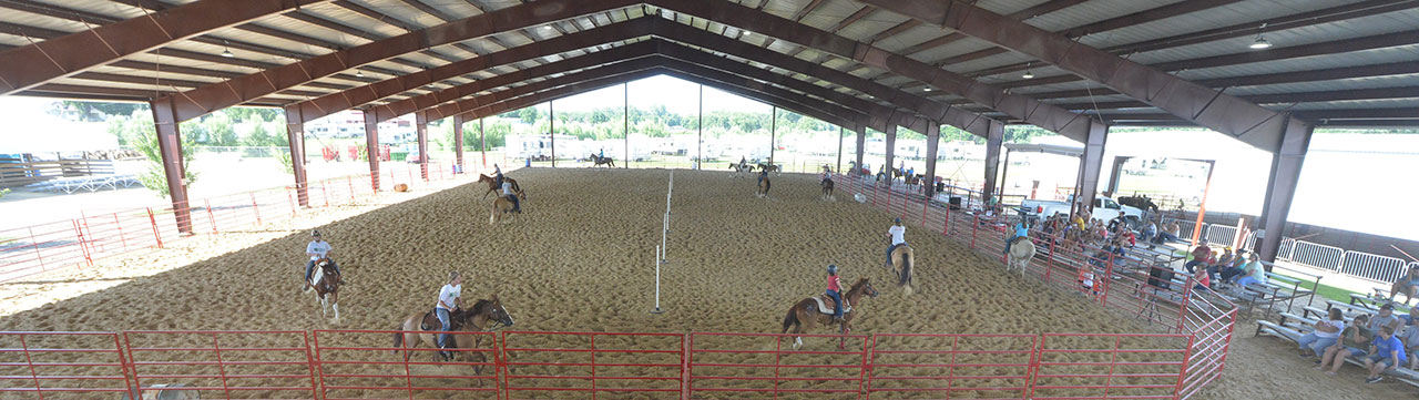 Jones County Equestrian Center The Great Jones County