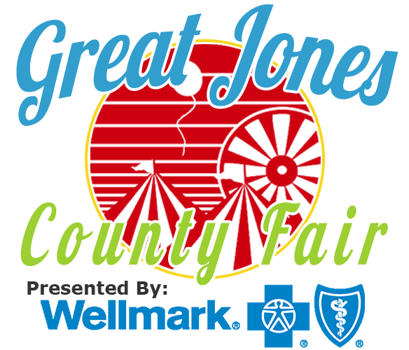 Great Jones County Fair Logo