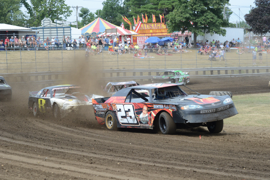 Stock Car Racing gt; The 2012 Great Jones County Fair