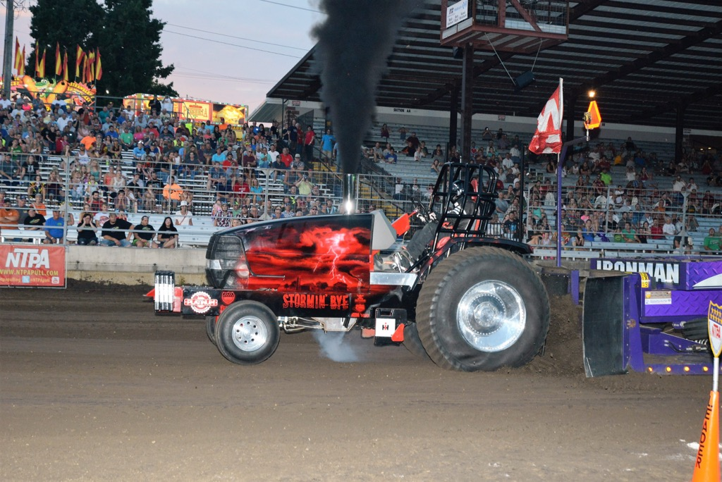 Tractor Pull Schedule : Track event photos the great jones county fair
